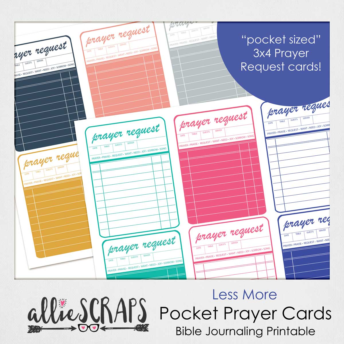 image regarding Prayer Cards Printable identified as Significantly less Further more Pocket Prayers Card Printable